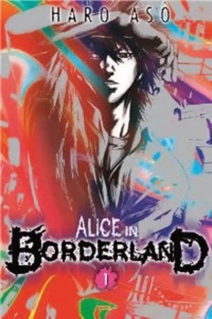 Alice in Borderland cover