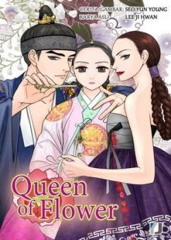 Queen of flower cover