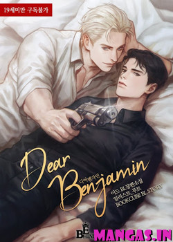 Dear Benjamin cover