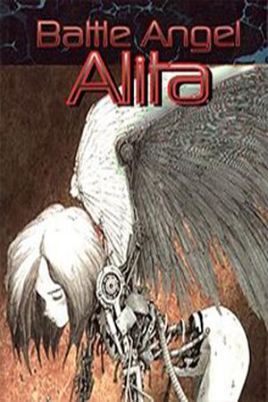 Battle angel alita cover